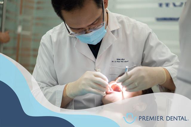 Điều trị răng nhiễm màu ở đâu tốt