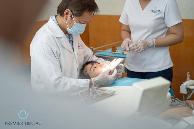 Cấy ghép răng uy tín tại Premier Dental