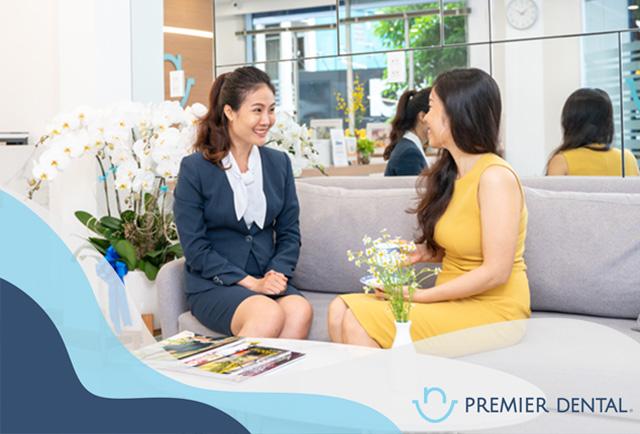 Tư vấn và điều trị khớp cắn tại Premier Dental