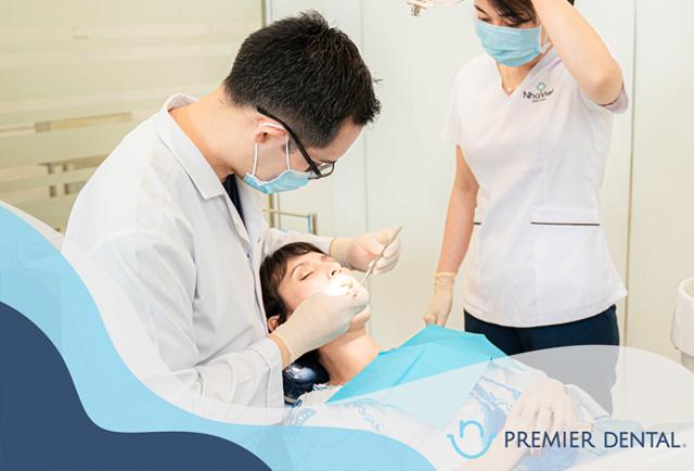 Quy trình nhổ răng không sang chấn tại Nha Khoa Premier
